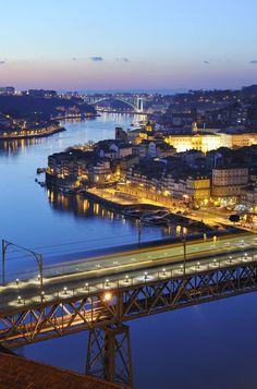 'Portugal, Porto  (Mauricio Abreu)' by Jon Arnold Images