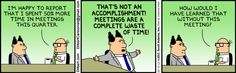 Dilbert comic strip for 10/03/2013 from the official Dilbert comic strips archive.