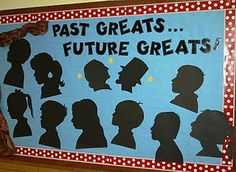 I REALLY want to do this with my kiddos, but I'm not sure how to make the silhouettes...any ideas???? ~Paulet