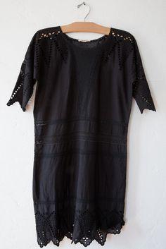 ulla johnson noir lupe dress – Lost & Found