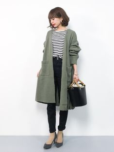 Fasion, Fashion Outfits, Womens Fashion, Sewing Hacks, Raincoat, Jackets, How To Wear, Japanese, Clothes