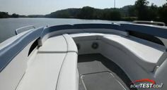 Bayliner 197 SD:   A Deckboat with Massive Seating (for a big a** party)