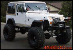 jeep wangler yj | Scott's New Jeep Wrangler YJ