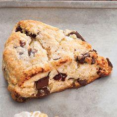 Chocolate-Cherry Scones Recipe