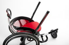 Leveraged Freedom Chair | Off Road WheelchairUniversal Design Style