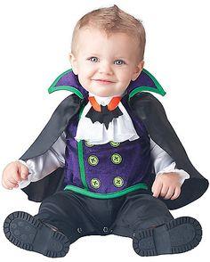 Baby Count Cutie Vampire Costume - Spirithalloween.com