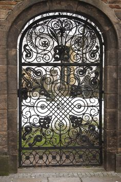 Doors and Gates I by ~insepparabilis on deviantART     .....rh