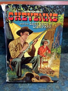 1958 Cheyenne and the Lost Gold of Lion Park by LeftoverStuff
