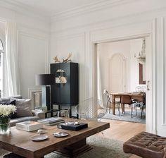 french home decor homedeco - Elegant Home Decor, Home Interior Design, Interior Design, House Interior, Home, Home And Living, French Country Living Room, Home Decor Inspiration, Home Living Room