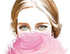 """Check out new work on my @Behance portfolio: """"Candy"""" http://be.net/gallery/54821671/Candy"""