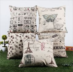 cojines decorativos chile - Buscar con Google Cute Cushions, Vintage Cushions, Cute Pillows, Scatter Cushions, Diy Pillows, Throw Pillows, Decor Crafts, Home Crafts, Cheap Pillows