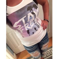 #staywear #ootd #mytees #graphictees check out my blog at dlitefultrends.blogspot.com then my Instagram @cr8tivemamarazzi and my hashtag #melissastyle15 and 14 then some of my tee shirt collection at #melissastees