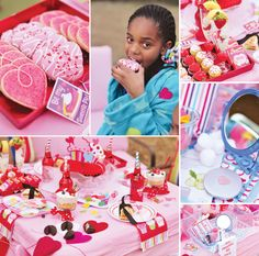 Cute Valentine Spa & Sleepover Party http://hwtm.me/XSUufJ