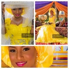 So bright and yellow! If you love sunshine great color board for Nigerian brides for their wedding. Nigerian Bride, Nigerian Weddings, African Weddings, Wedding Colors, Wedding Styles, Wedding Blog, Wedding Ideas, African Wedding Attire, African Culture
