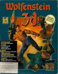 Wolfenstein 3D - id Software - 1992 http://www.mediator.io/