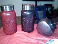 Mason jar painting nailed it!