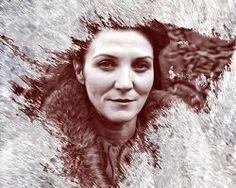 Game of Thrones. Catelyn Stark by StalkerAE