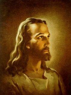 Warner Sallman's painting of Jesus