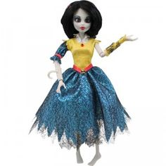 Once Upon a Zombie Snow White