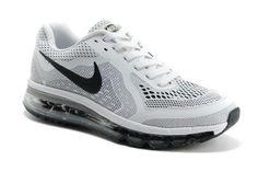 reputable site 277f8 73a70 Homme Femme Nike Air Max 2014 Unisexe Gris Noir Chaussures