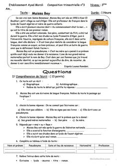 French Language Lessons, French Lessons, French Course, French Worksheets, French Education, French Expressions, French Classroom, French Immersion, Teaching French