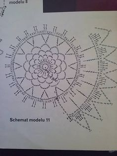 Photo from album Crochet Motifs, Crochet Diagram, Crochet Art, Thread Crochet, Crochet Granny, Crochet Doilies, Crochet Flowers, Crochet Patterns, Dream Catcher Drawing