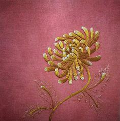 The Golden Chrysanthemum, finally ready!!