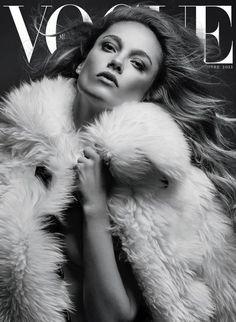 Vogue Mexico November 2015 Covers (Vogue Mexico)