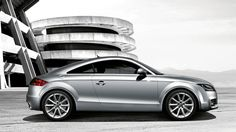 The Audi TT Coupé. Pure emotion packaged in form and function. Pure consistency in quality and efficiency. Pure sportsmanship brought to the road.