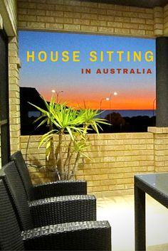 12 Tips on House Sitting in Australia for the solo traveller.