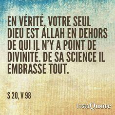 Coran S 20 / v 98
