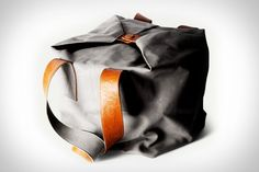 hard-graft-cube-tote - http://richvibe.com/fashion/hard-graft-cube-tote/
