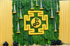 South Indian Theme Mehendi - Bespoke Designs - via WedMeGood
