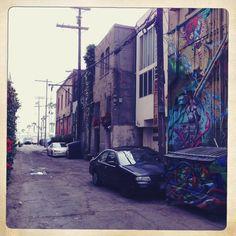 Alley Way Venice Beach