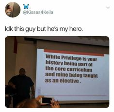 I'm 32 & just now learning history of POC, and their struggles & contributions bc the only thing people in my history books while in school were white. Stop trying to mute & erase the history of POC! Humanity Restored, It Goes On, The More You Know, Faith In Humanity, The Victim, Social Issues, Social Justice, Equality, Socialism