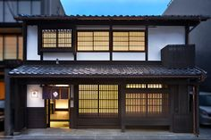 Japanese Home Design, Japanese Style House, Japanese Interior, Japanese Buildings, Small Buildings, Japanese Architecture, Wallpaper Background Design, Architecture Concept Drawings, Micro House