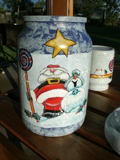 Bottles Christmas
