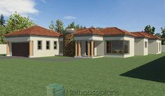 3 Bedroom House Plans South Africa | House Designs | NethouseplansNethouseplans House Plans For Sale, Free House Plans, Two Story House Plans, House Plans With Photos, Simple House Plans, Beautiful House Plans, Modern House Plans, Three Bedroom House Plan, Bedroom House Plans