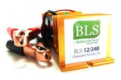Battery Life Saver BLS-12/24-B Desulfator