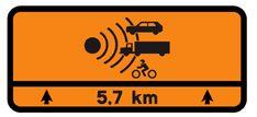 Nueva señalización: tramos de carretera especialmente peligrosos - Prevencionar, tu portal sobre prevención de riesgos laborales.