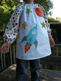 """Need to make one of these for CJ; but with superheros or something. I'm thinking an aplique Superman """"S"""" would be way cute on the front and maybe even making the back a blue """"cape."""""""