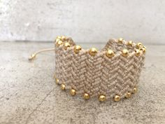 Boho Macrame bracelet
