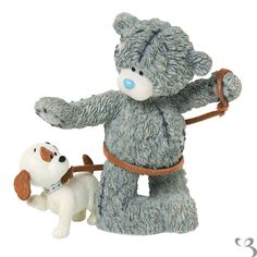 Me To You Figurine - A Bear's Best Friend - £20.00, Come and take a look at our lovely range of Me to You collectables.  Fast Uk delivery, Free Delivery over £50.00