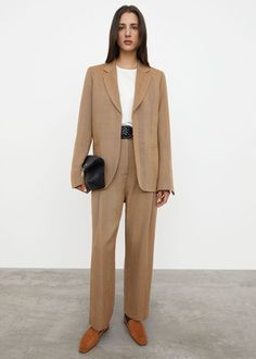 Fall Chic, Braided Leather Belt, Leather Pouch, Wardrobe Basics, Romper Pants, Blouse Outfit, Blazer, Deep, Tank Top Shirt