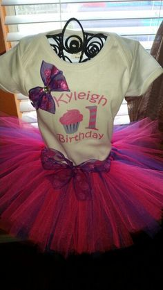 Custom birthday outfit