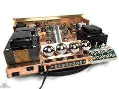 Vintage stereo tube amplifiers for Harman Kardon, Marantz , Dynaco Sansui tube amp, Fisher tube amp, H. Harman Kardon, High End Audio, Hifi Audio, Vacuum Tube, Cool Tech, Tecno, Audio Equipment, Audiophile, Technology