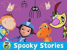 Dinosaur Train, Spooky Stories, Video On Demand, Pbs Kids, Kid Character, Halloween Movies, Stories For Kids, Season 1, Tv Series