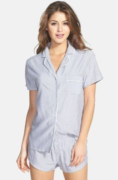 Splendid Classic Short Pajamas | Nordstrom