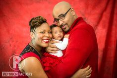 Morgan family with a holiday feel  #RetouchFactory