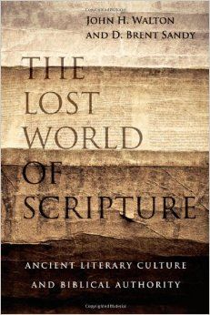 temming from questions about scriptural inerrancy, inspiration and oral transmission of ideas, The Lost World of Scripture examines the process by which the Bible has come to be what it is today. From the reasons why specific words were used to convey certain ideas to how oral tradition impacted the transmission of biblical texts, the authors seek to uncover how these issues might affect our current doctrine on the authority of Scripture.